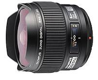 E 8mm F/3.5 ED 180 Degree Full Frame Zuiko Digital Fisheye Lens For Digital SLR Cameras  *FREE SHIPPING*