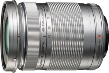 "M 40-150mm F/4.0-5.6 ED ""R' Zuiko Digital Micro 4/3 Telephoto Zoom Lens - Silver *FREE SHIPPING*"