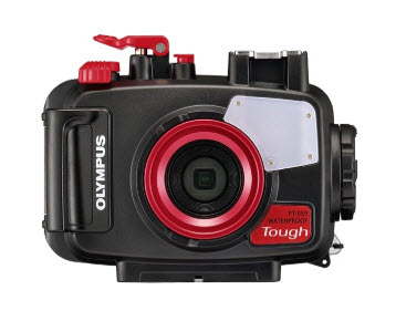 PT-059 Underwater Housing For Tough TG-6 Digital Camera *FREE SHIPPING*