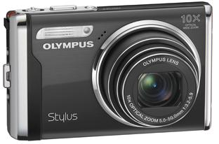 Stylus 9000 12.0 MP 10x Optical Zoom Digital Camera (Black) *FREE SHIPPING*