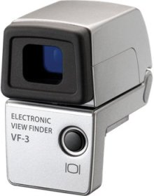 VF-3 Electronic Viewfinder - Silver *FREE SHIPPING*