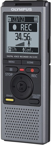 VN-721PC 2GB Digital Voice Recorder *FREE SHIPPING*