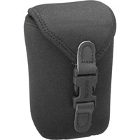 Optec Soft Pouch P/E Wide Body Pouch Med - Black *FREE SHIPPING*