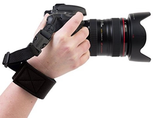 Gotcha Wrist Strap - Black *FREE SHIPPING*