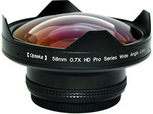 58mm 0.7X HD Pro Series Wide Angle Auxiliary Lens *FREE SHIPPING*