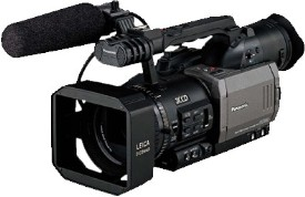 Ag-Dvx100be 1/3\&Quot; 3-Ccd 24p Mini-Dv Camcorder, 3.5 Inch Color LCD, Color Viewfinder, Firewire I/O, Progressive / Interlace Recording, Leica Dicomar Lens, Xlr Inputs (Pal System)