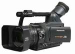Ag-Hvx205a (Ag-Hvx200a) 3-Ccd P2/Dvcpro HD Format Camcorder