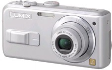 DMC-LS2s 5.0 Megapixel, 3x Optical/4x Digital Zoom, 2