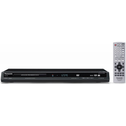 Dvd-S29k Progressive Scan Dvd Player With Multi-Format Playback, Black