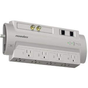SP8-AV 8-Outlet Surge Suppressor