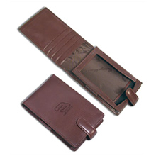 Leather Universal Flip Pda Case
