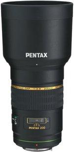 smc P-DA * 200/2.8 ED IF SDM Telephoto Lens For Digital SLRs  *FREE SHIPPING*