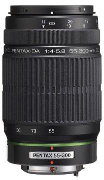 smc P-DA  55-300/4-5.8 ED Telephoto Zoom Lens For Digital SLRs (58mm) *FREE SHIPPING*