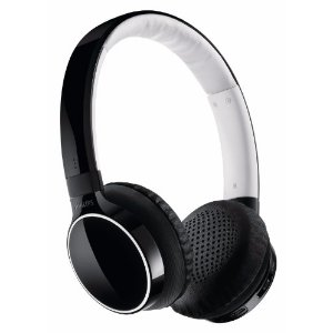 SHB9100 Wireless Bluetooth Over-the-Head Stereo Headphone with Superior Bass & Optimum Clarity - Black *FREE SHIPPING*