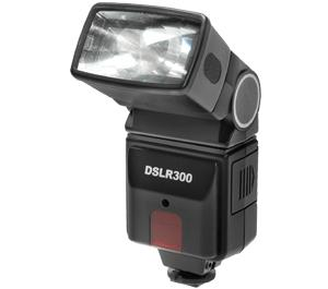 DSLR300 High Power Auto Flash