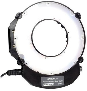 Omicron 3 LED Ring Light For Still & Video *FREE SHIPPING*