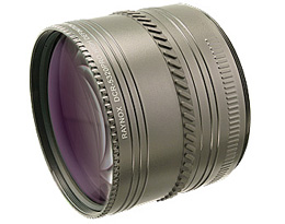 DCR-5320pro  3-In-1 High-Definition  Macro Conversion Lens For Digital Still & Digital Video Cameras (72mm) *FREE SHIPPING*