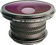 HD-FXR180 180 Degree Hi-Vision Diagonal Fish-Eye Conversion Lens (72mm) *FREE SHIPPING*