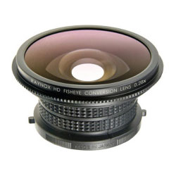 HDP-2800ES Hi Definition 0.28X Diagonal Fisheye Conversion Lens (52mm) *FREE SHIPPING*