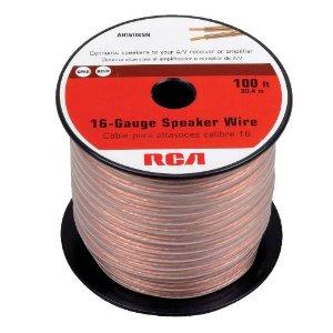AH16100SN 100 Ft. 16-Gauge Speaker Wire