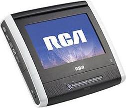 Drc620n Portable 7&Quot; Dvd Player