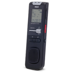 VR5320R 1GB Digital Voice Recorder With Built-In USB Arm