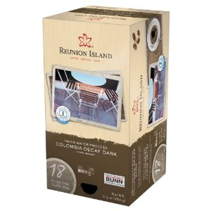 RI58201 Swiss Water Process Dark Decaf Single Serve Coffee Pods, 18-Count *FREE SHIPPING*