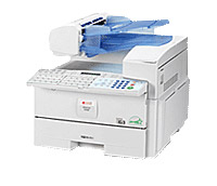 Ricoh Fax-4420nf Network...