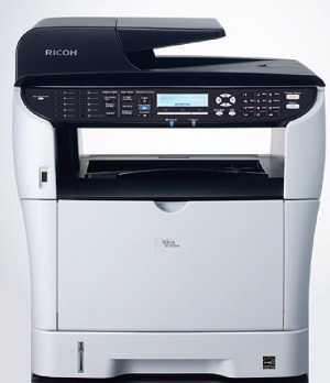 SP3510SF Black & White Multifunction Fax / Copier / Printer / Scanner