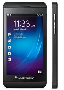 Blackberry Z10 16GB Factory Unlocked Smartphone w/ Wi-Fi *FREE SHIPPING*