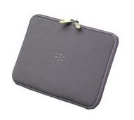 Zip Sleeve Case for BlackBerry PlayBook Tablet - Gray *FREE SHIPPING*