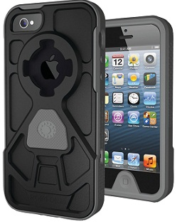 430843 Rokshield V3 Case for iPhone 5 (Black/ Gunmetal Grey) *FREE SHIPPING*