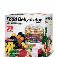 FD1005WHGEN 5-Tray Electric Food Dehydrator *FREE SHIPPING*