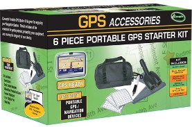 GPS-600 Portable GPS Navigation Starter Kit