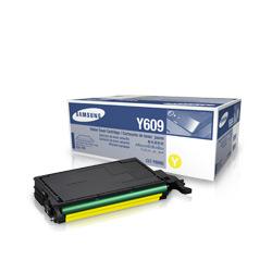 Clt-Y609s Yellow Toner 7000k Yeild