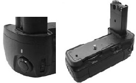 Vertical Power Grip For Nikon D-200 & Fuji S5 Pro Digital SLR Cameras