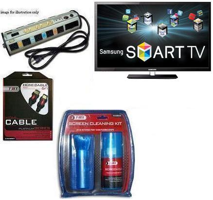 PN-64D7000 64inch Class Plasma 7000 Series Smart TV • Surge Protector • Cable • TV Cleaning Kit *FREE SHIPPING*