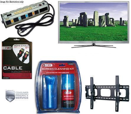 PN-64D8000 64Inch Class Plasma 8000 Series Smart TV • Surge Protector • Cable • TV Cleaning Kit • Tilt Mount • 5 Year Warranty *FREE SHIPPING*