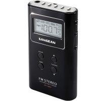 Dt-180b Am/Fm Stereo Digital Pocket Ra