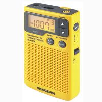 Dt-400w Am/Fm/Aux Weather Alert Radio *FREE SHIPPING*