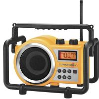 Lb-100-Yellow Lunchbox Ultra Rugged Radio *FREE SHIPPING*