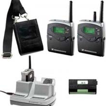Bodypack Receiver For System 2015 With Fixed Antenna And Environmental Microphone (A)