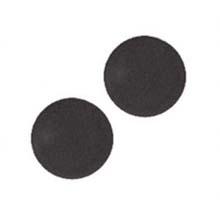 Black Classic Ear Cushions For Rr820, Ri810, Ri250, Ri250-J, Ri100a, Ri100-J And A200 (Pair)