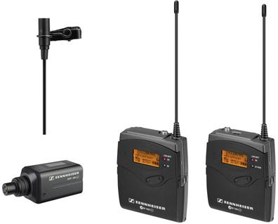 Ew100engg3a Wireless Lavalier Microphone Kit Band A *FREE SHIPPING*