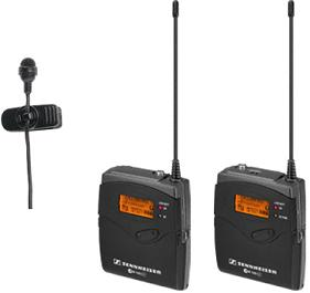 Ew 122p G3 Portable Wireless Lavalier Microphone System -