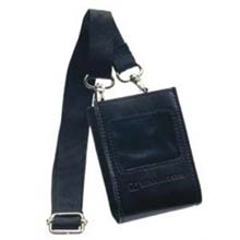 Leather Pouch For Sk2105 Or Ek2015 Receiver With Adjustable Waist/Neck Strap
