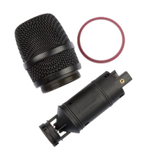 Evolution E865 Condenser Super-Cardioid Capsule And Grille