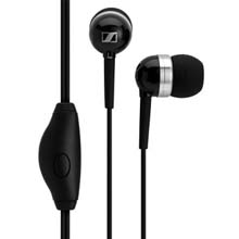 In-Ear, Sound Isolating Stereo Headset With Iphone Connector And In-Line Mic *FREE SHIPPING*