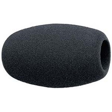 Foam Windscreen, Fits All Evolution Wired And Wireless Handhelds, Md46
