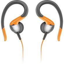 Omx80 Sport Ii Clip-On Earbud Headphones (Sport Orange) *FREE SHIPPING*